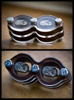 New Cufflinks Packaging Design by back2root