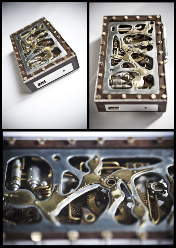 Mechanical HDD Prototype 1 by back2root