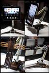 I-Poise Steampunk iPad Stand