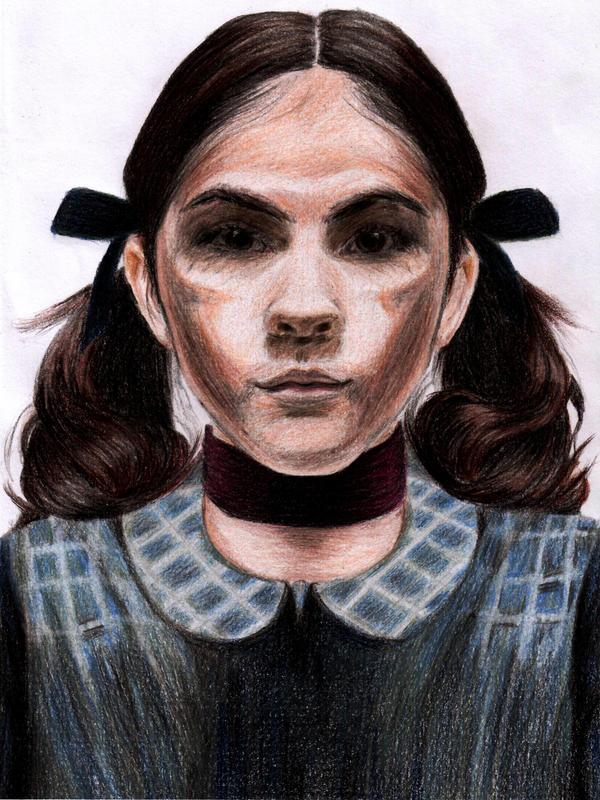 Orphan Esther by Fabielove on DeviantArt