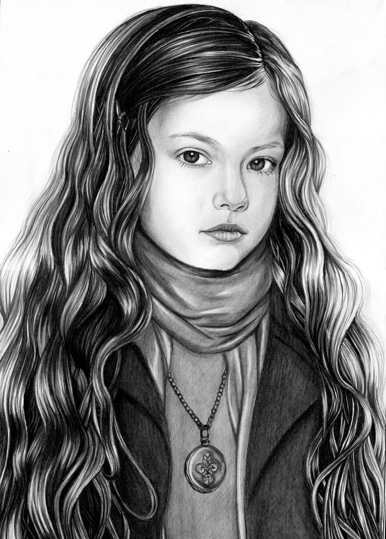Renesmee Cullen by Fabielove