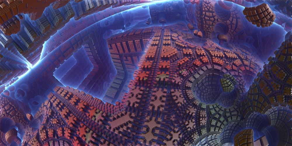 Underwater maze by KPEKEP