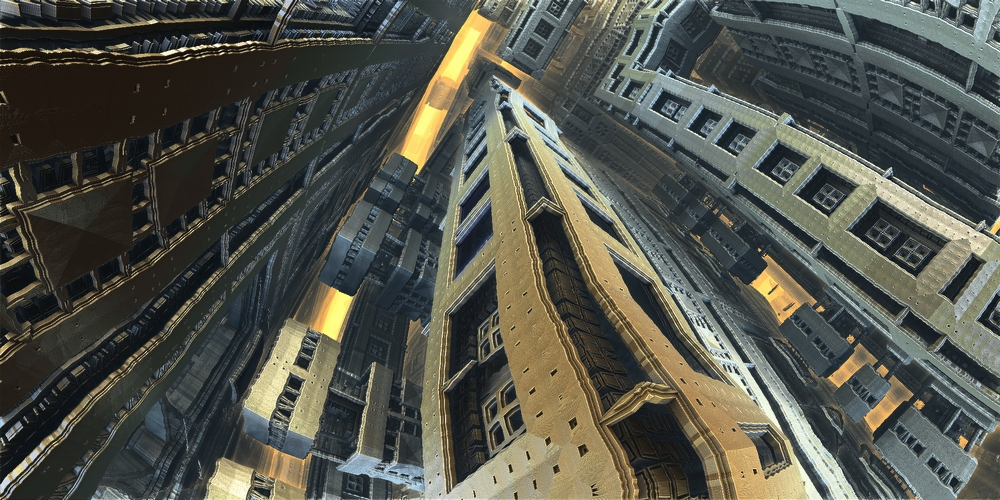 skyscraper by KPEKEP