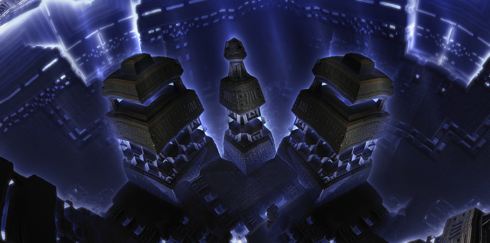 Night lighthouse by KPEKEP