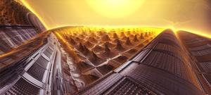 Mobius - Accumulation of solar energy by KPEKEP