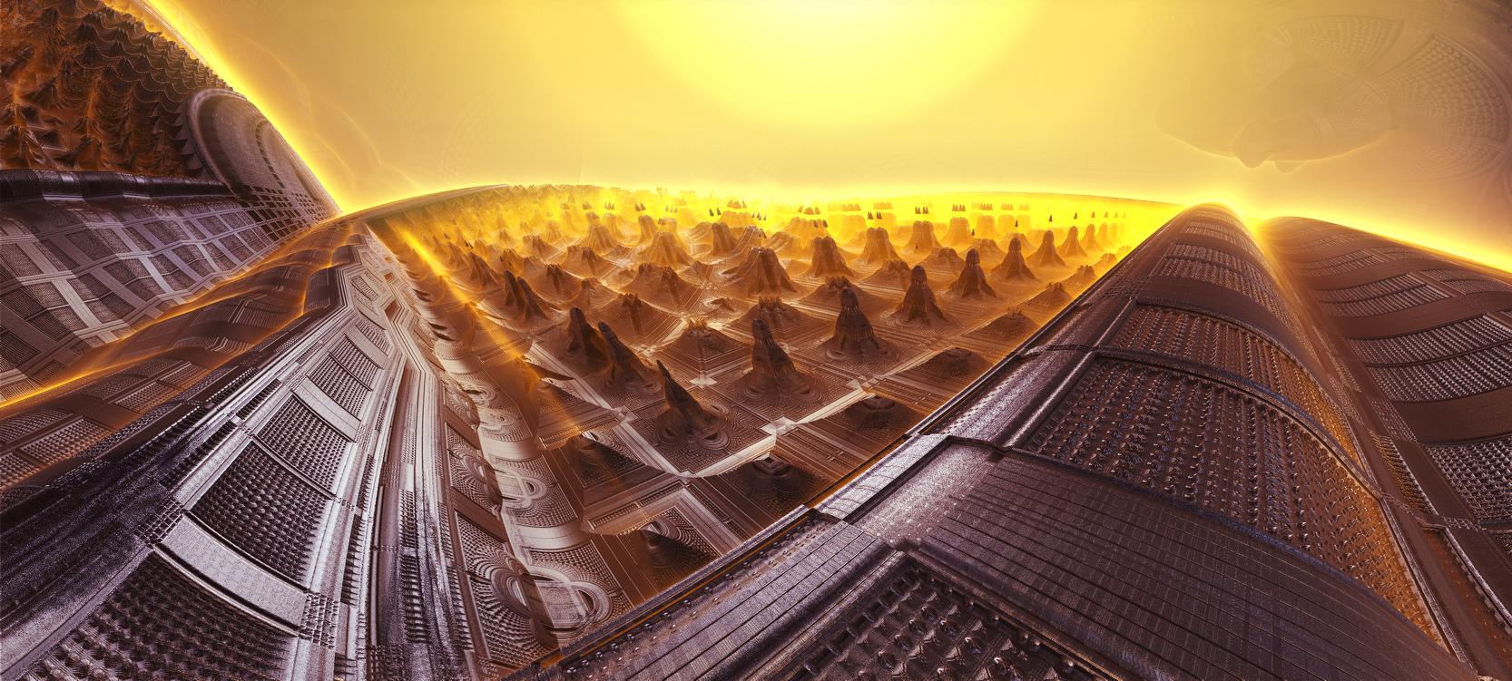 Mobius - Accumulation of solar energy