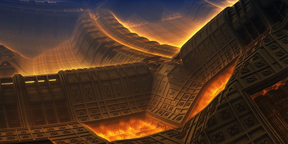 Mobius-Crematorium by KPEKEP