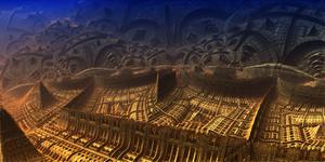 Ancient slums