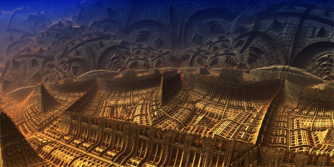 Ancient slums by KPEKEP