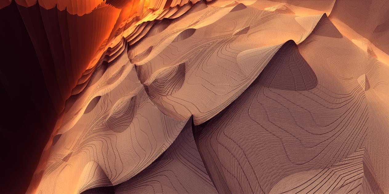 Desert by KPEKEP