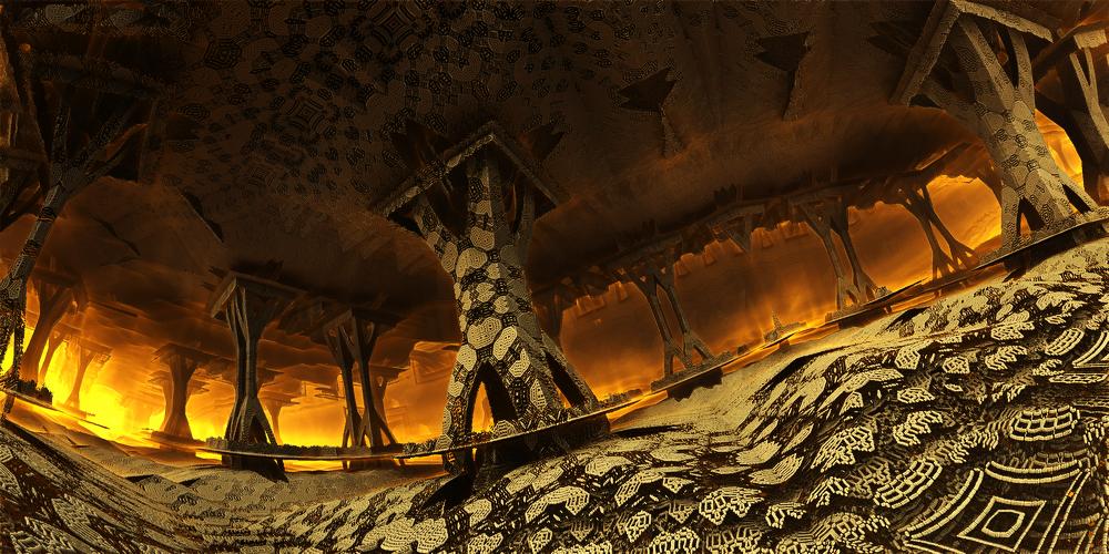 Underground exposition by KPEKEP
