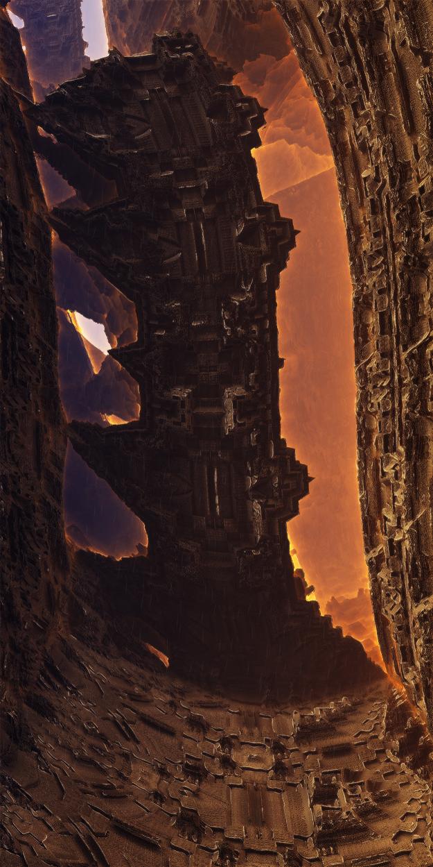 sentry tower by KPEKEP