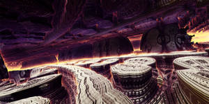 Underground levels by KPEKEP