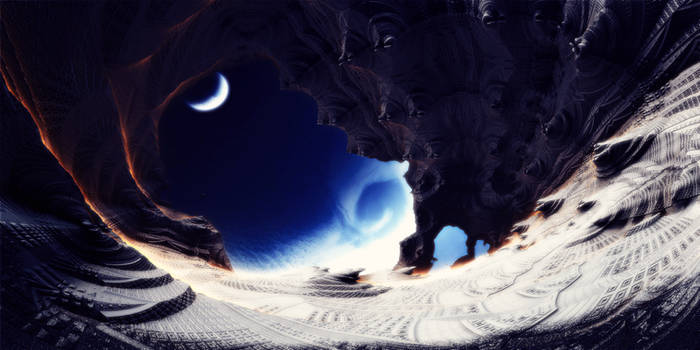 Views of the blue planet