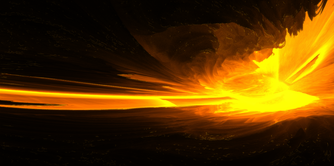 Fire awakening by KPEKEP