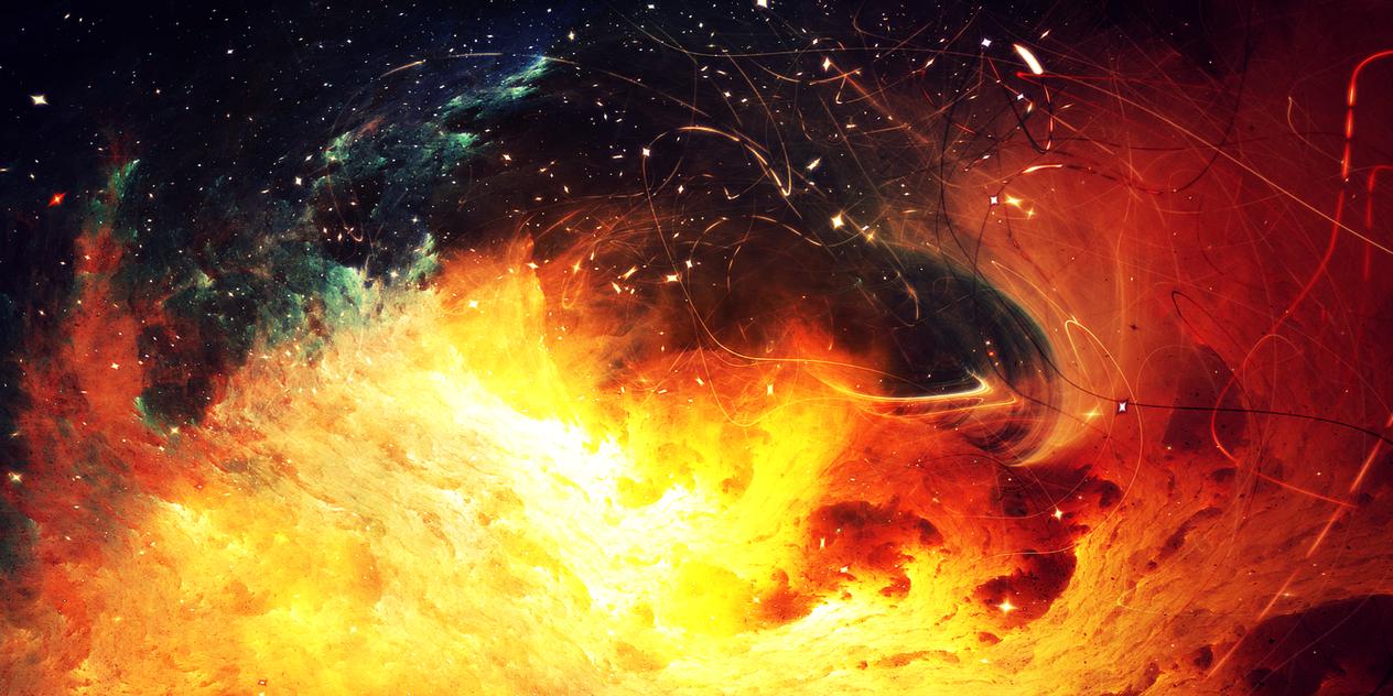 Fiery Metamorphosis by KPEKEP