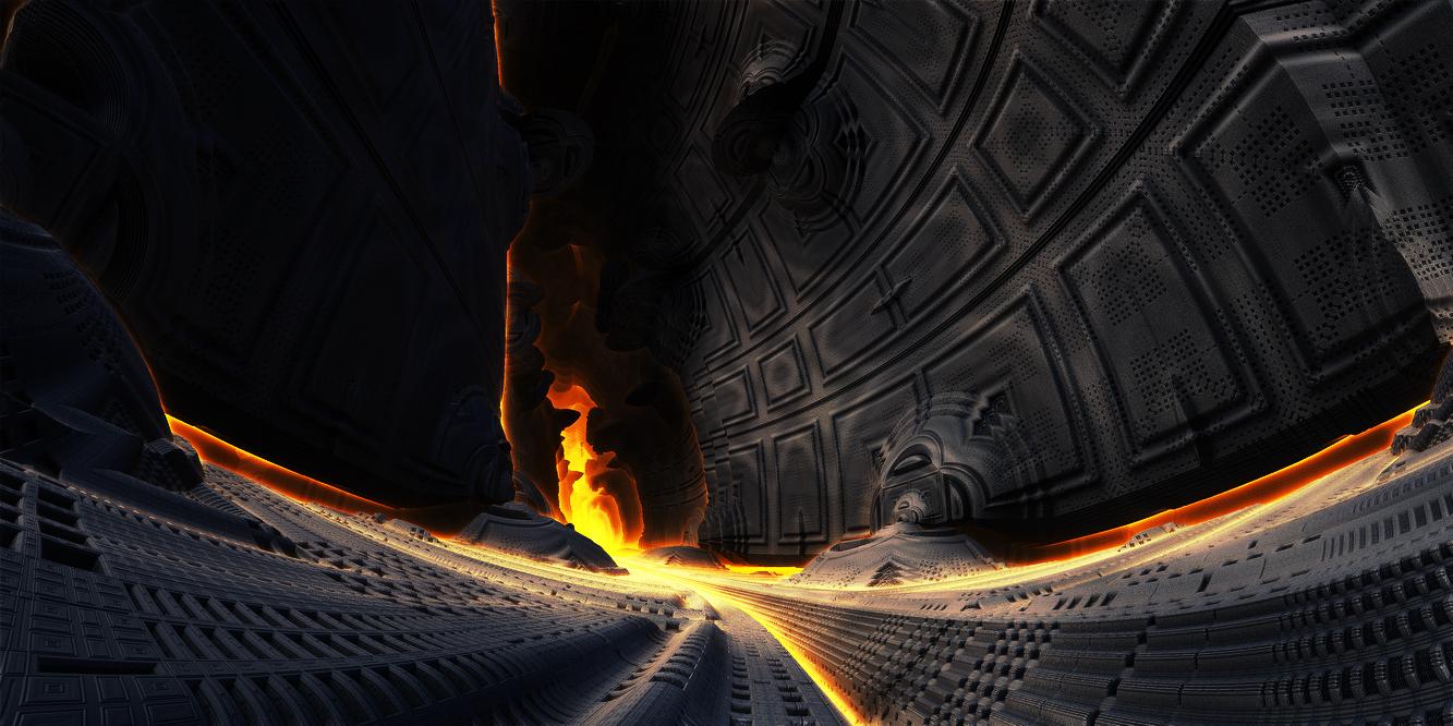 Paladium - The curve path . by KPEKEP