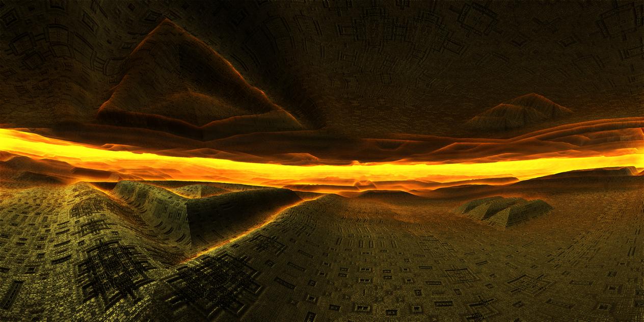 ancient dunes by KPEKEP