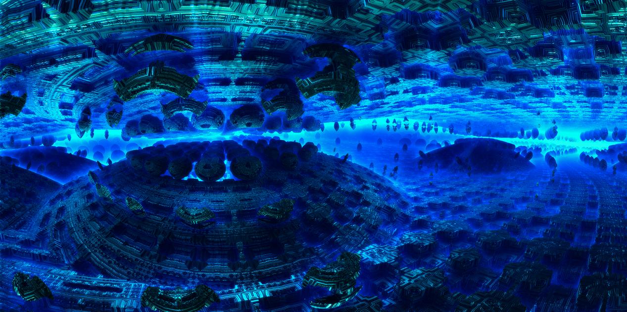 Underwater patrol by KPEKEP