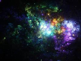 hello nebula by KPEKEP