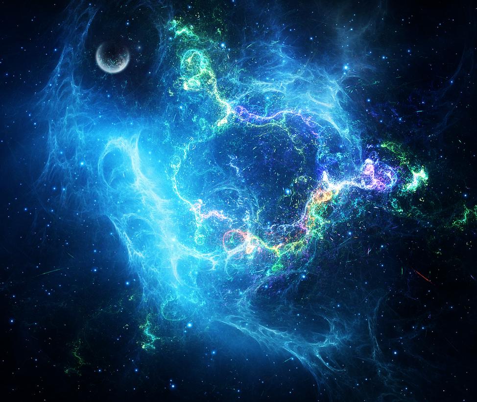 breath of space by KPEKEP
