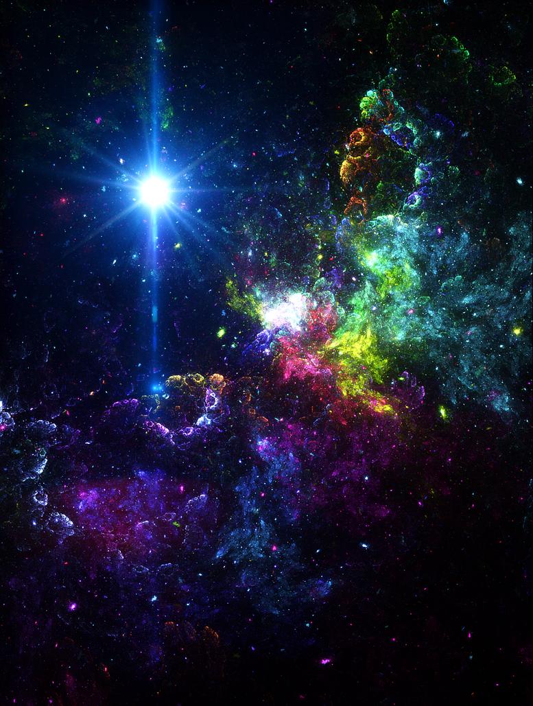 Treasures in space by KPEKEP