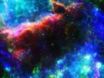 Tumultuous space