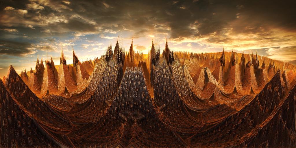 The pristine towers by KPEKEP
