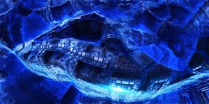 underwater underpass