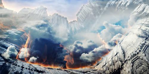 In heaven by KPEKEP