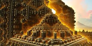 cube temple
