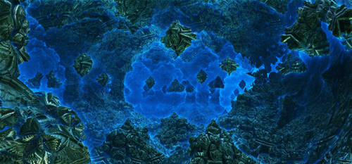 Underwater wanderers