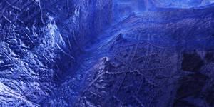 Sci-fi cave