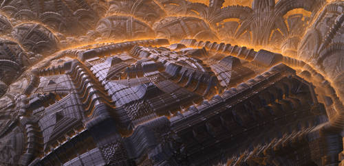 Mobius-Star shaped building by KPEKEP
