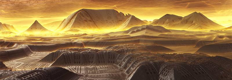 Paladium - great pyramids