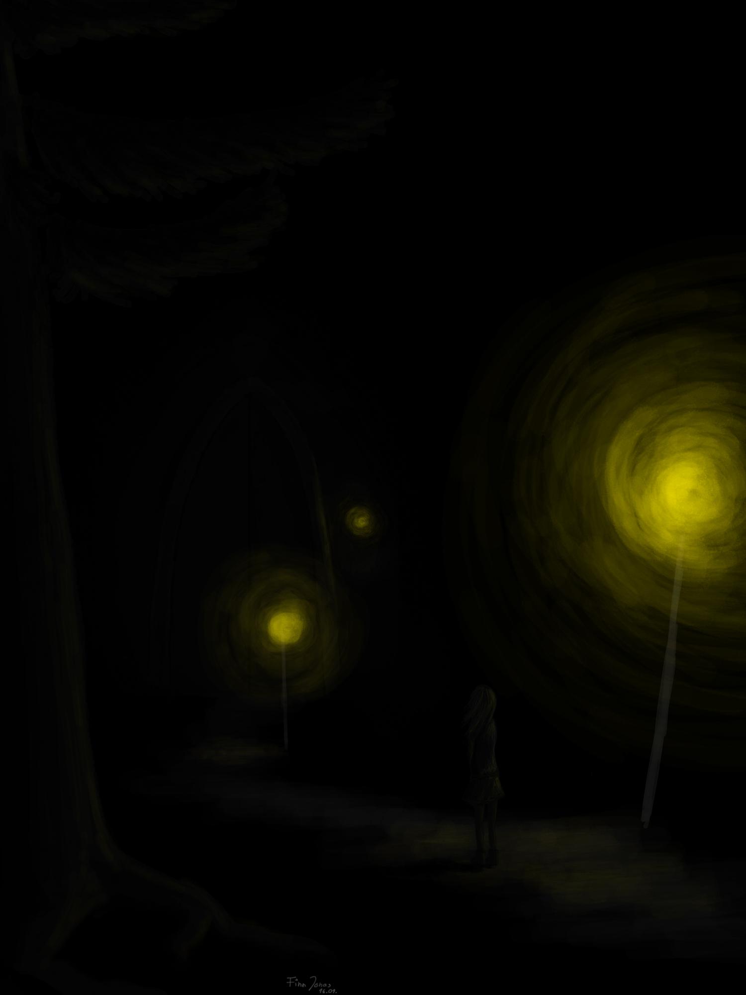 Darkness by KartoffelxD