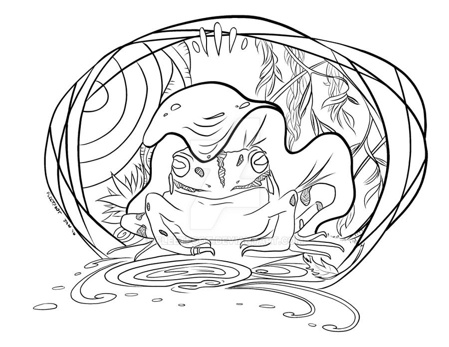 Toad by fleetfoot