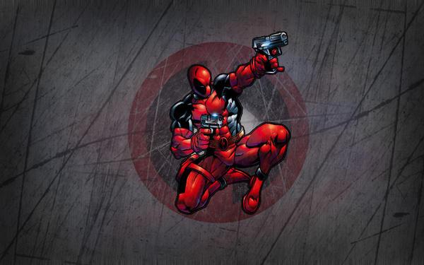 Deadpool Wallpaper By Rawrart On Deviantart