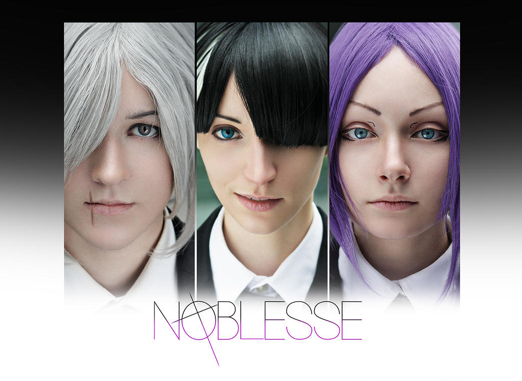 Noblesse [Teaser] by AndrielTaro