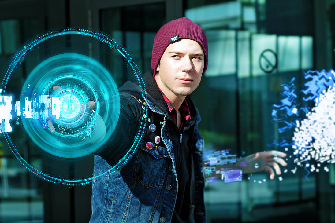 InFamous: second son [2] by AndrielTaro