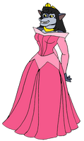 Aurora Rose as Princess Aurora