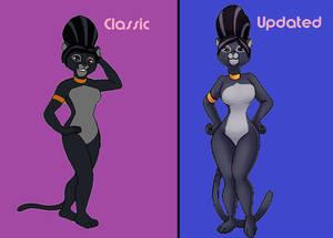Original vs Revised - Panthy
