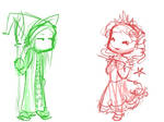 Wicked Chibis