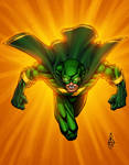 The Green Zap by Quiroz-Odoms