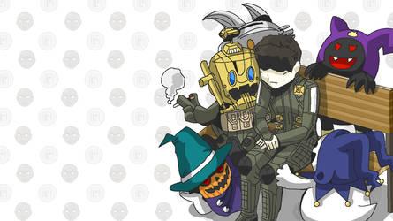 SJ Desktop Neutral by Duckpasta