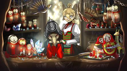 Granny's shack by Duckpasta