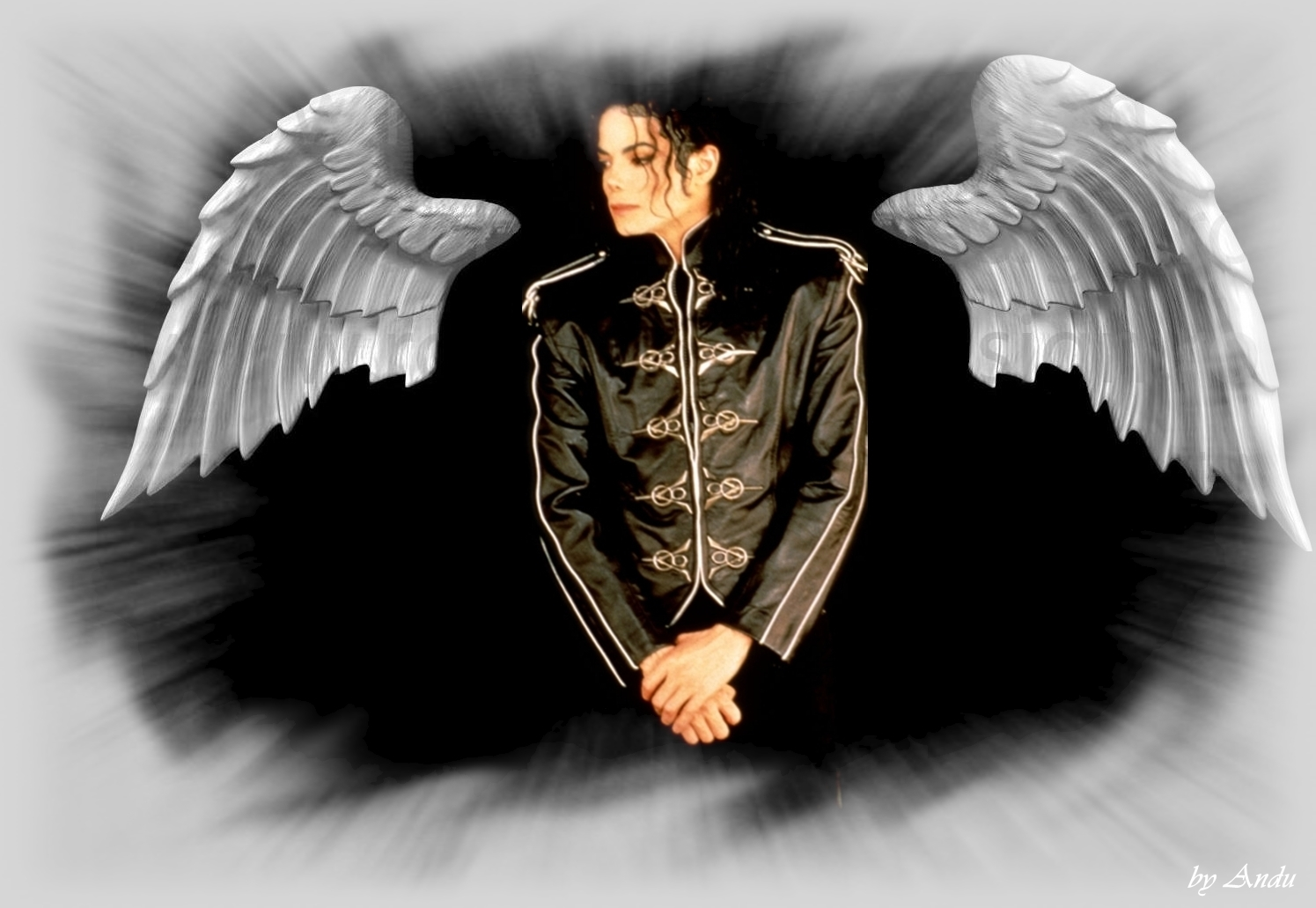 michael jackson wallpaper iandut on deviantart