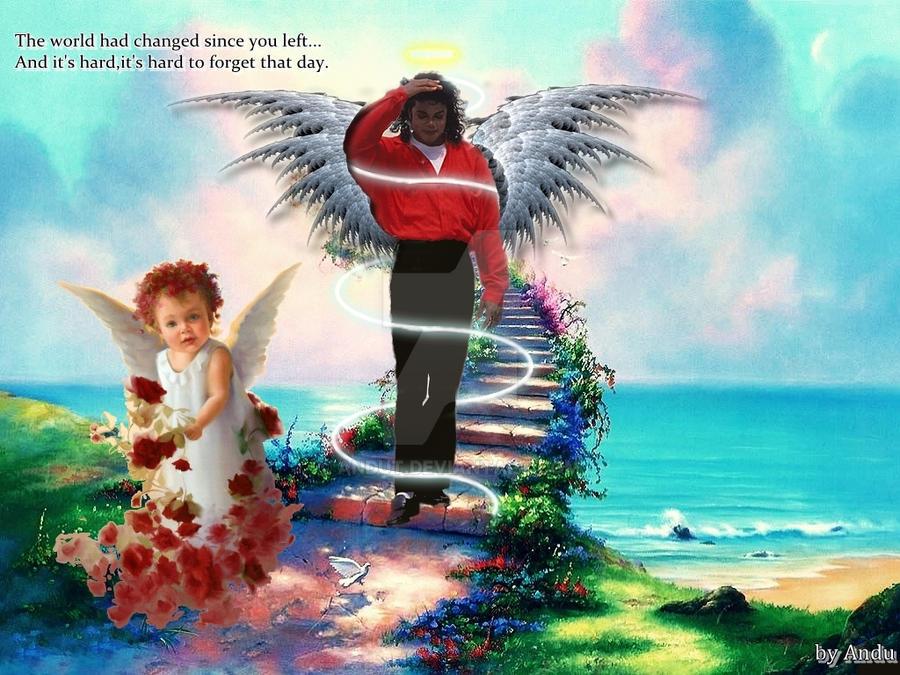 Heaven... by Andut