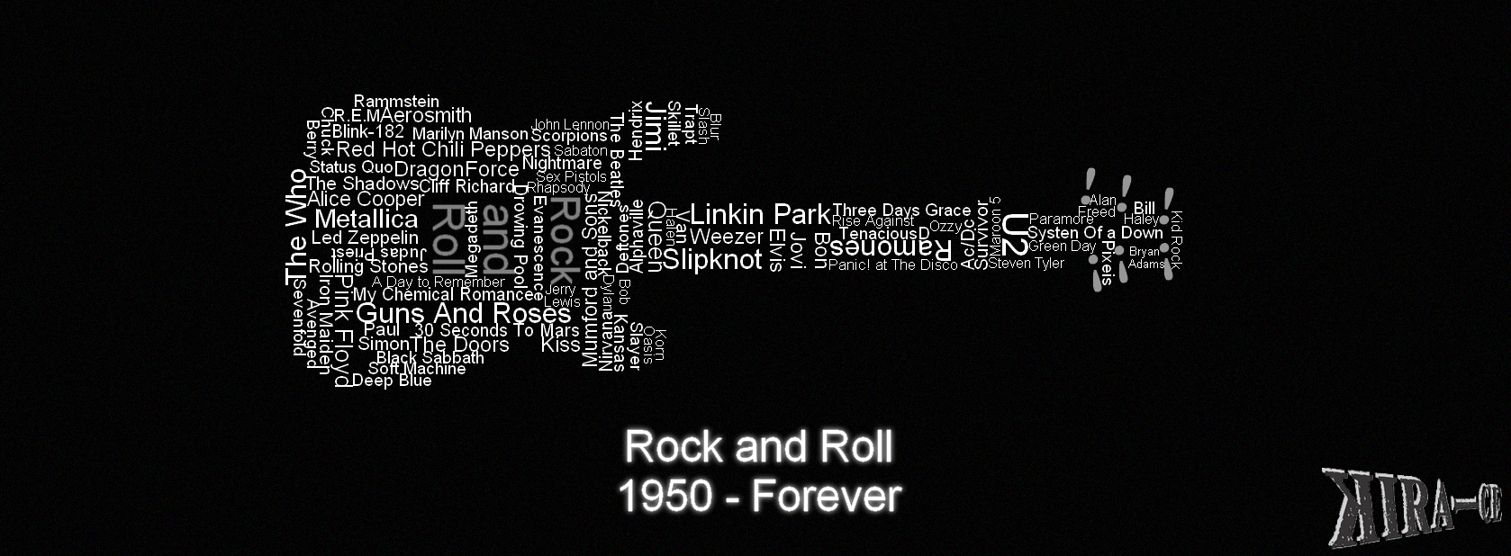 Rock and roll forever quotes quotesgram - Rock And Roll By Kiraiceyangz Rock And Roll By Kiraiceyangz