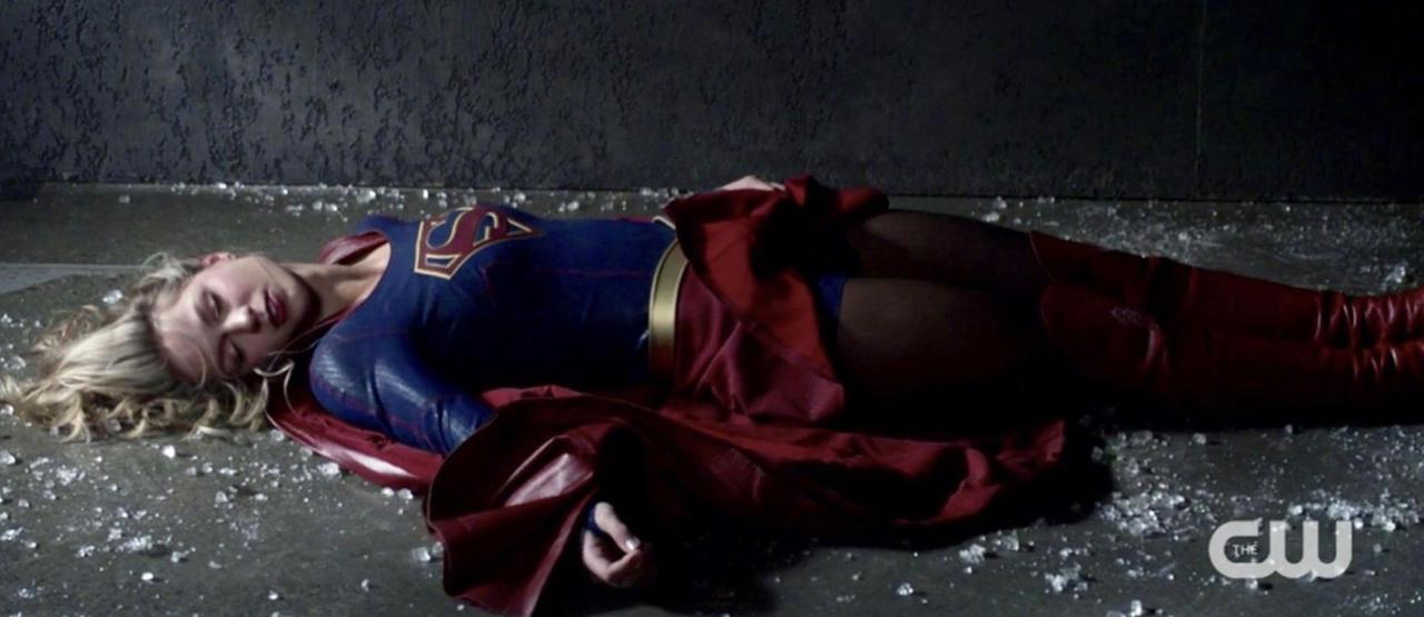Supergirl melissa benoist hot Supergirl GIFs